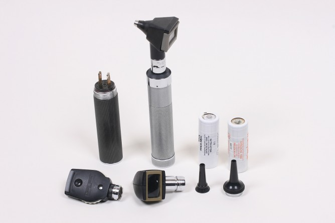 Welch Allyn Otoscope/opthalomscope