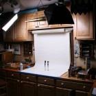 Studio Softbox Flash Ceiling Bracket