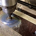 Cutting Steel with a Skil Saw Blade