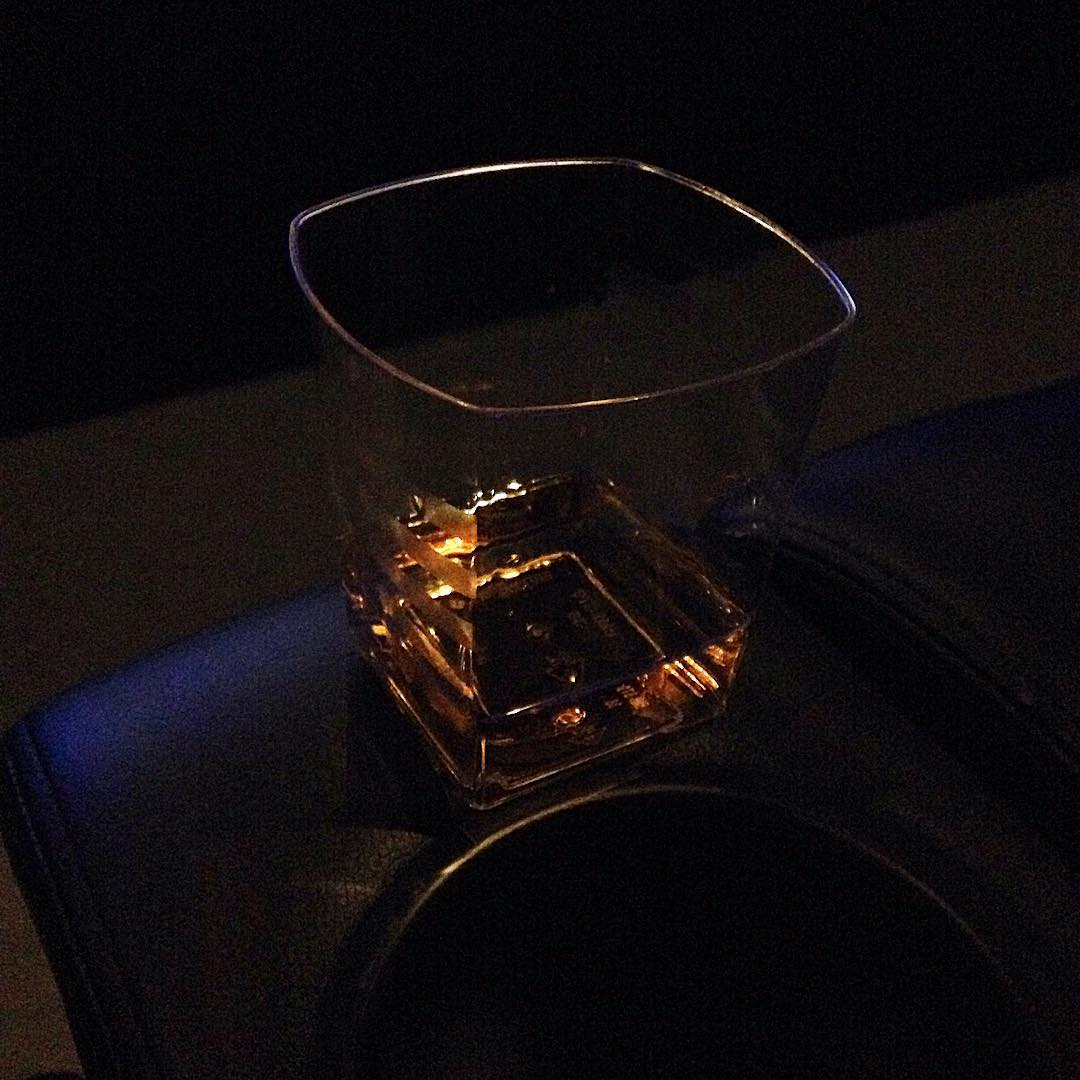 Finally seeing Star Wars and discovered our movie theatre now serves whisky!
