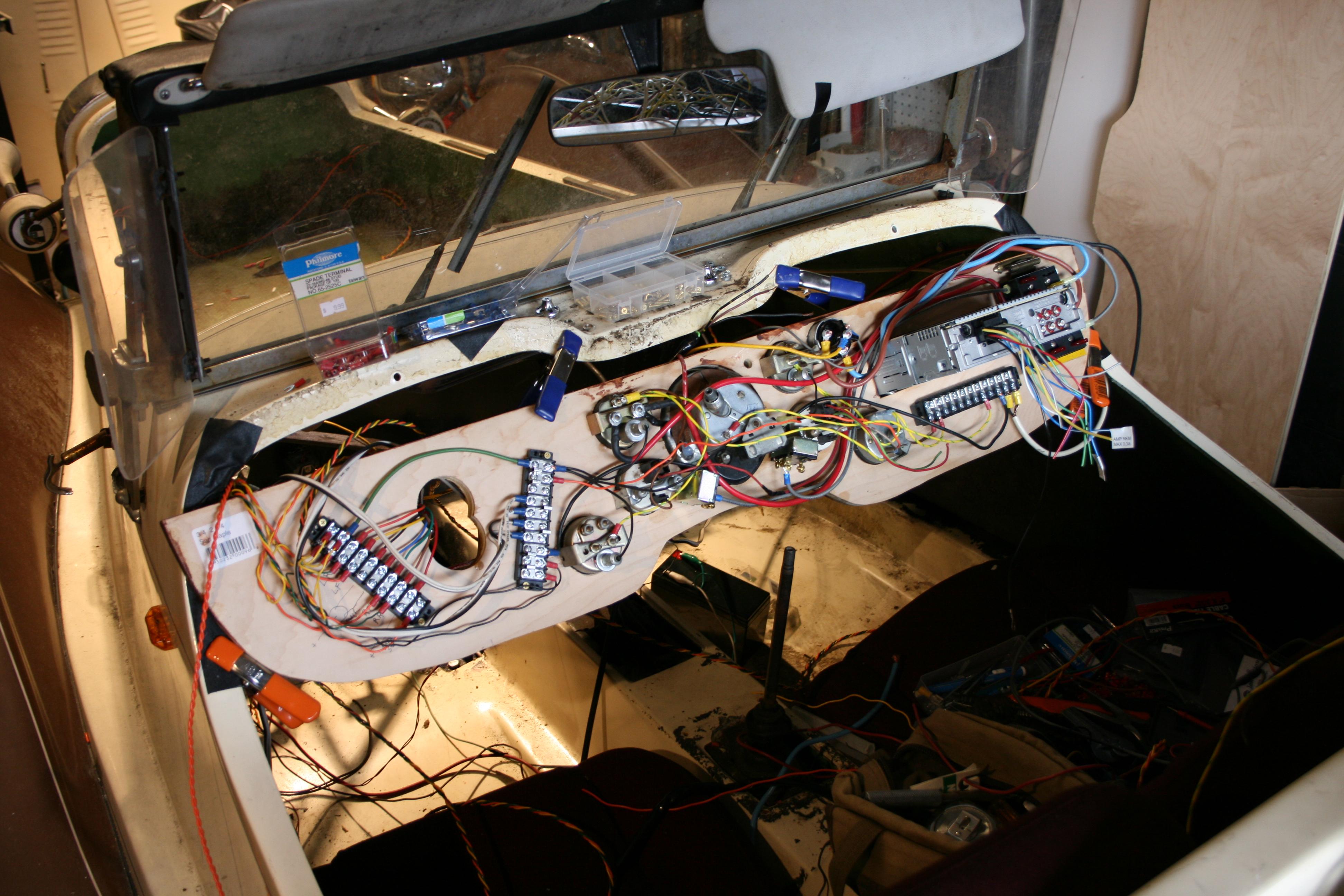 The Steampunk Roadster Koolertron Wiring Diagram Img 1170