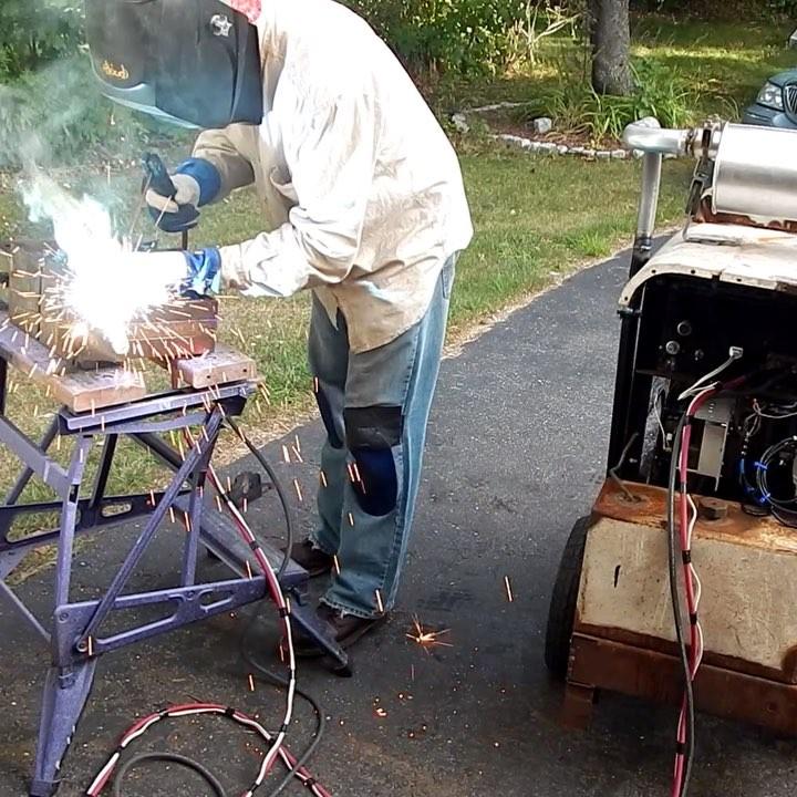 Yep. It's a welder!