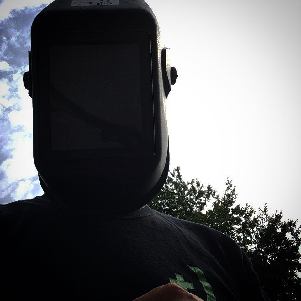 Eclipse selfie!