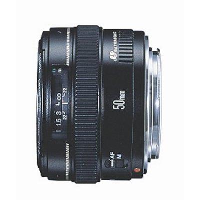 Canon 50mm f1.4 lens