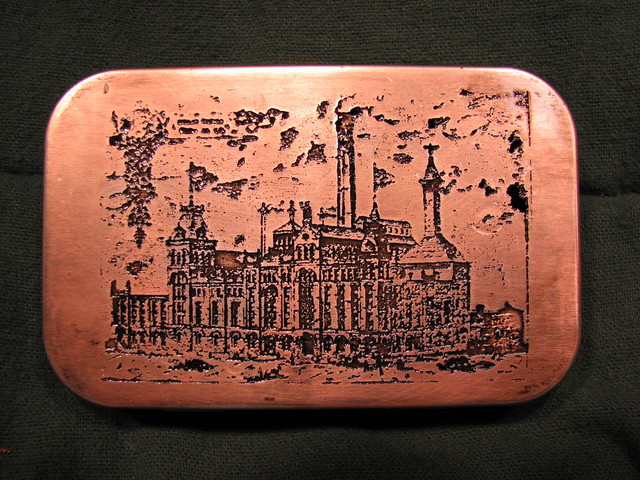 etched factory