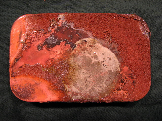copper mess