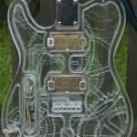 Seriously Gorgeous Steampunk Guitar