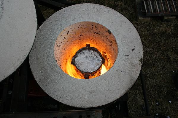 foundry furnace final
