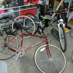 Short Wheelbase Recumbent Bike