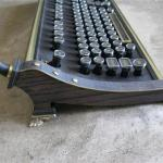 The Antediluvian Keyboard
