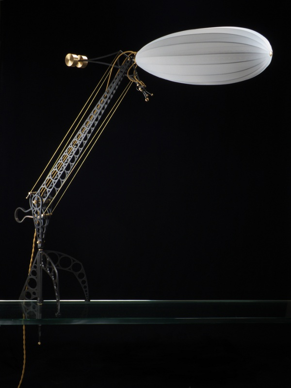 Blimp Lamp