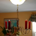 Chandelier Candle Retro-fit
