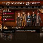 Music - The Clockwork Quartet