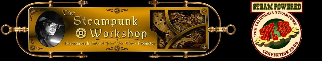The Steampunk Workshop