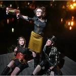 Boston Fashion Week Features a Steampunk Designer!