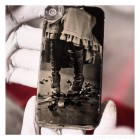 Wet Plate Photography ... on an iPhone Back!