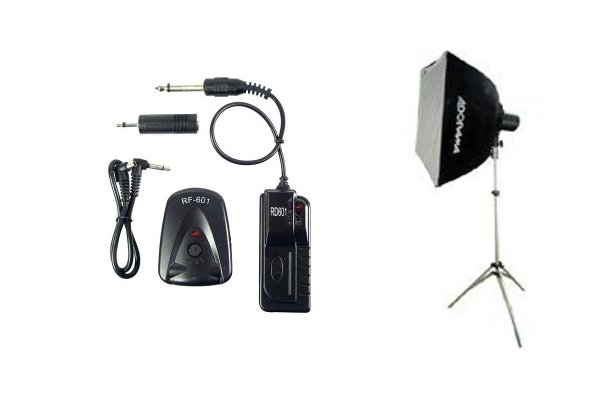 Cheap studio flash equipment