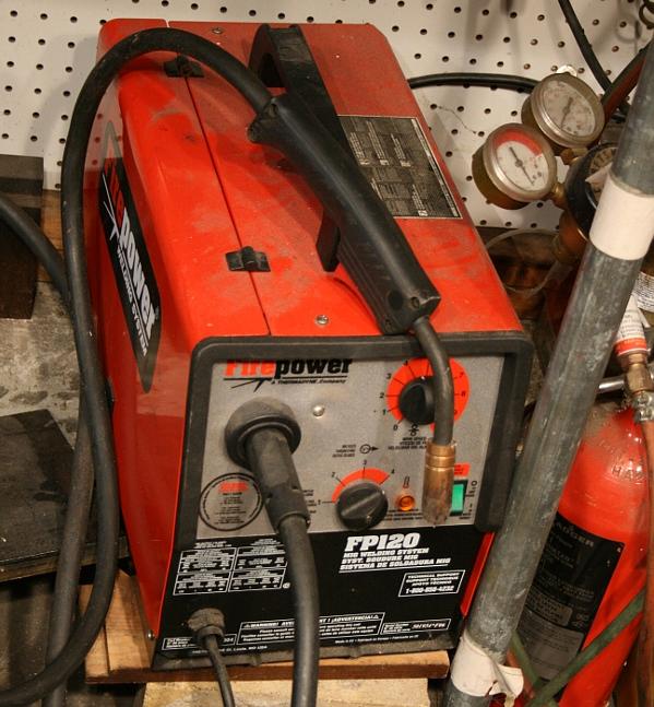 Firepower MIG welder