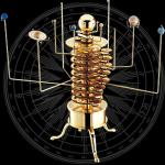 Orrery (kit?) from Japan