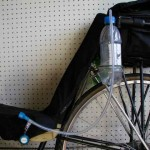 Cheap Hydration System for a Recumbent Bicycle.