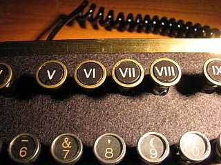 roman function keys