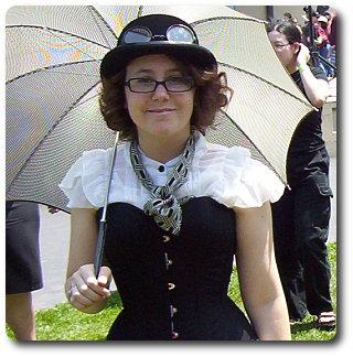 Lady Almira of the H.M.S. Chronabelle
