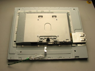 Dell 1907FP metal shielding