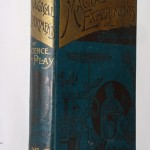 Beautiful old book on Ebay- Magical Experiments: Science in play!
