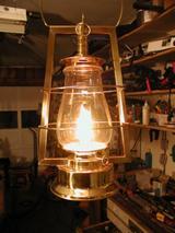 W. T. Kirkman No. 0, Oil Lantern