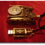 Truly Awesome Steampunk Mouse