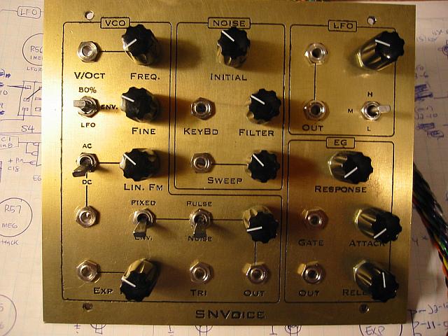 snvoice panel