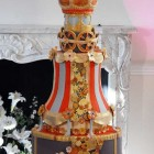 Corsets and Cogs - A Steampunk Wedding Cake!