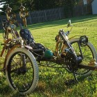 The Brass Lion - Steampunk Recumbent