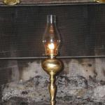 The Mae West, an Elegant Kerosene Lamp
