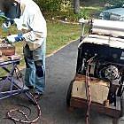 DIY Engine Driven Welder Part 4 - It Is Alive!
