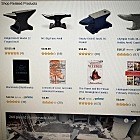 "I love what Amazon considers ""Related Products"" on SteampunkWorkshop.com!"