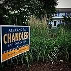 Had the privilege of meeting congressional candidate Alexandra Chandler at our home. To quote The West Wing: She's the real deal. An unapologetic progressive who is a systems thinker and knows how to operate the machine. I'm impressed, inspired, and hopeful! http://alexandrachandler.com