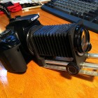 Putting Old Lenses on a Canon DSLR