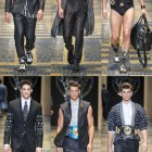 Steampunk Couture Hot on the Runway (and We