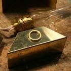 Kerosene Acorn Burner Sconce Lamp