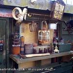 Steampunk Sheddie