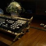 Steampunk Keyboard from Germany