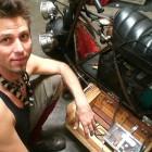 Meet Tom Sepe: Steampunk Artist, Fabricator, Performer