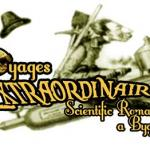 Voyages Extraordinaires - Steampunk Month